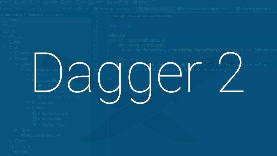 @ActivityScope с помощью Dagger 2