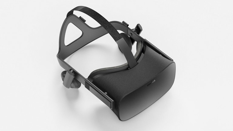 Oculus Rift opened preorders of VR of helmets