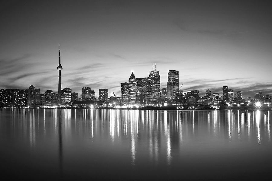 500px родной город, Торонто