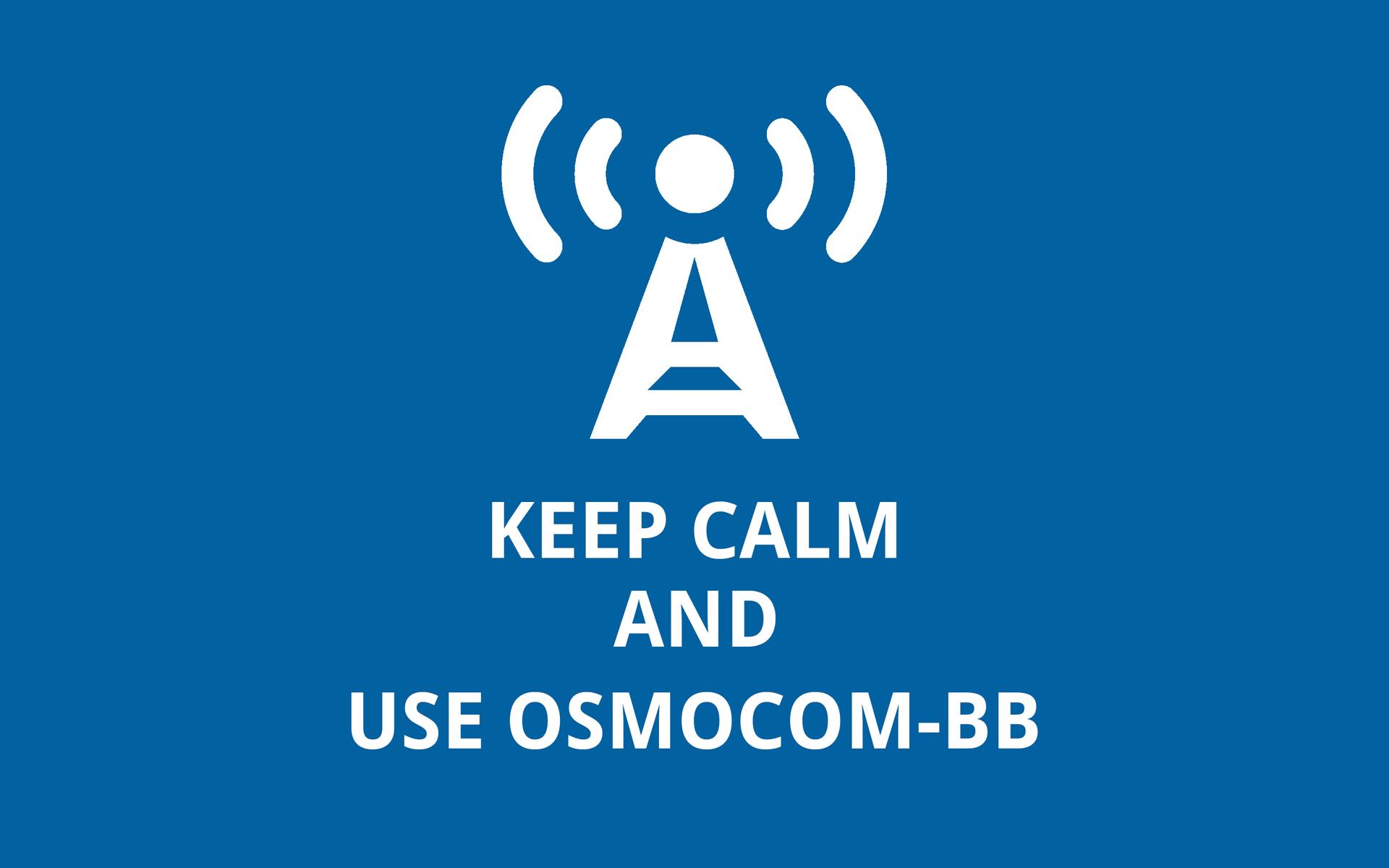 Знакомство с OsmocomBB: 0x03 Software