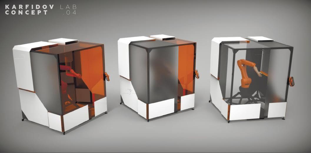 Российская компания представит мобильную ячейку для 3D-печати полимерными композитами