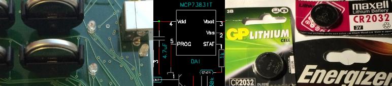 Про мой LIR2032 и CR2032 тестер, сами батарейки и накопленный опыт
