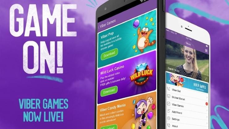 Игровая платформа от Viber, Candy Crush на Windows Phone, игра года по верс ...