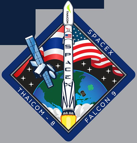 Текстовая трансляция запуска SpaceX Thaicom 8 [старт отложили на сутки]