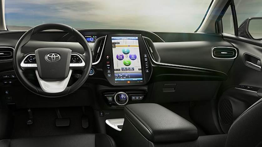 Компьютер в авто, год 2016