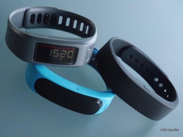 Обзор фитнес-браслетов Garmin, Huawei и Sony