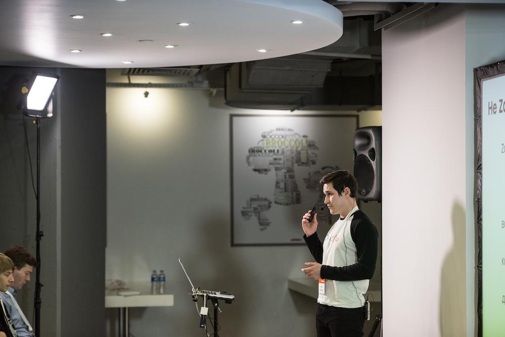 Видеозаписи: Moscow Zabbix Meetup в офисе Badoo
