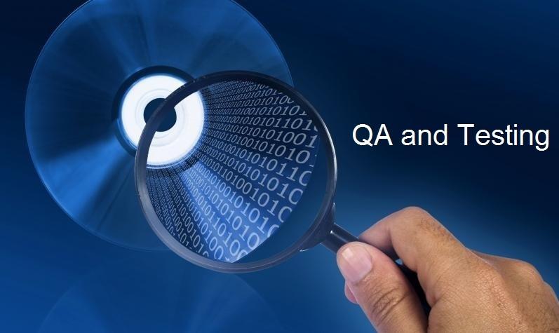 Этапы тестирования сайта QA специалистом