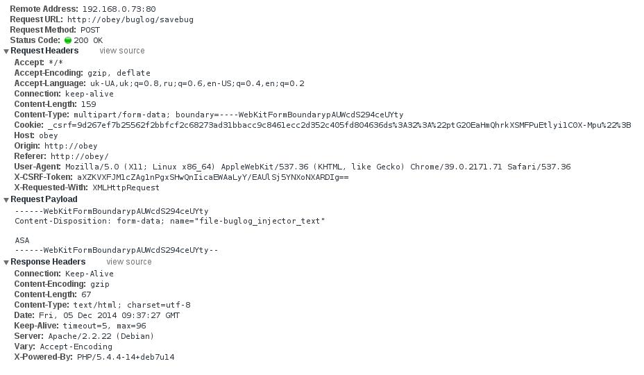 Ajax multipart/form-data без JQuery почему не работает? — Toster.ru