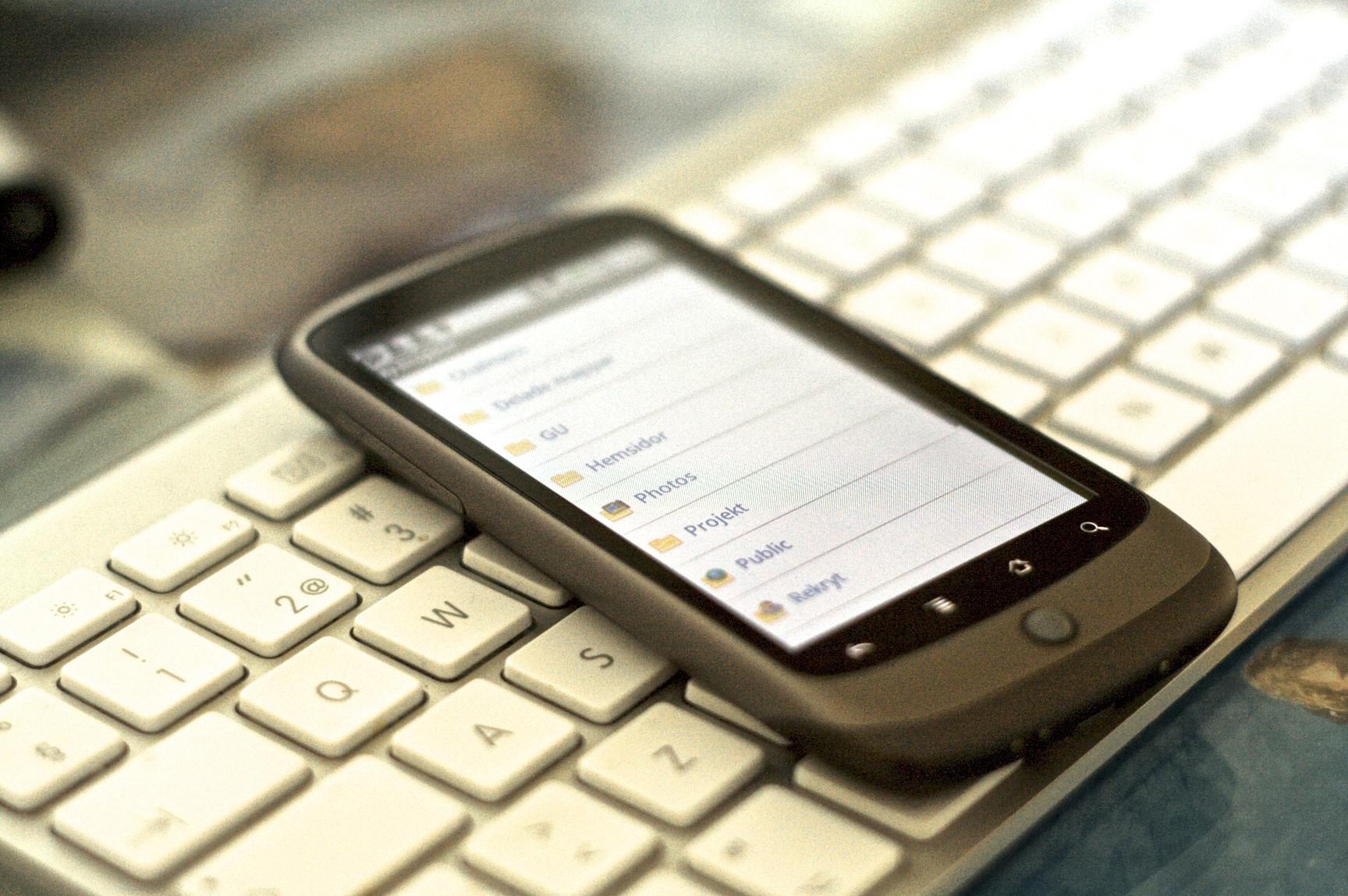 Особенности работы с файлами в приложениях на разных мобильных платформах