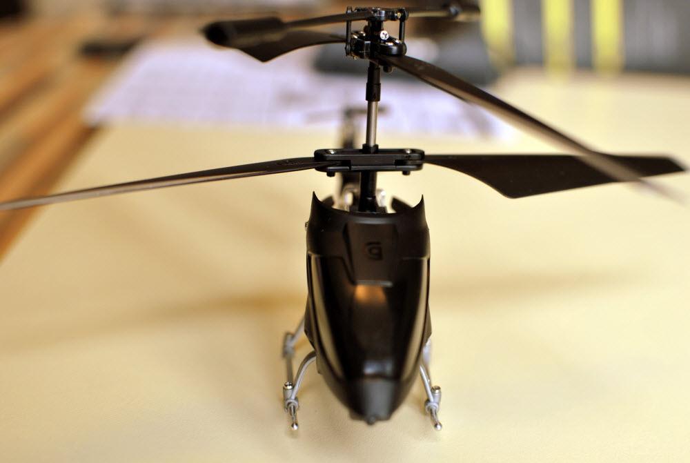 инструкция к вертолету Expert - фото 6