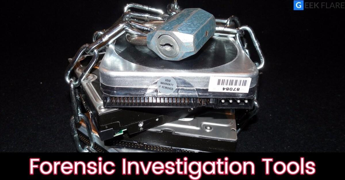 [Перевод - recovery mode ] 23 бесплатных инструмента расследования инцидентов для специалиста по информационной безопасности