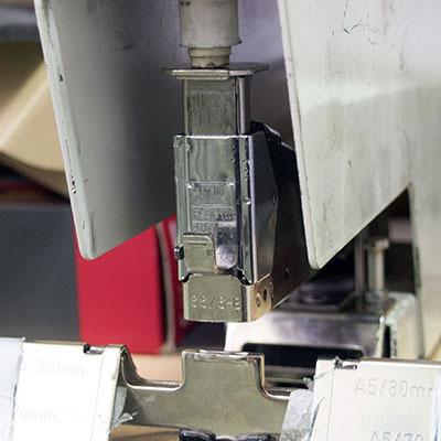 Степлер на микроконтроллере