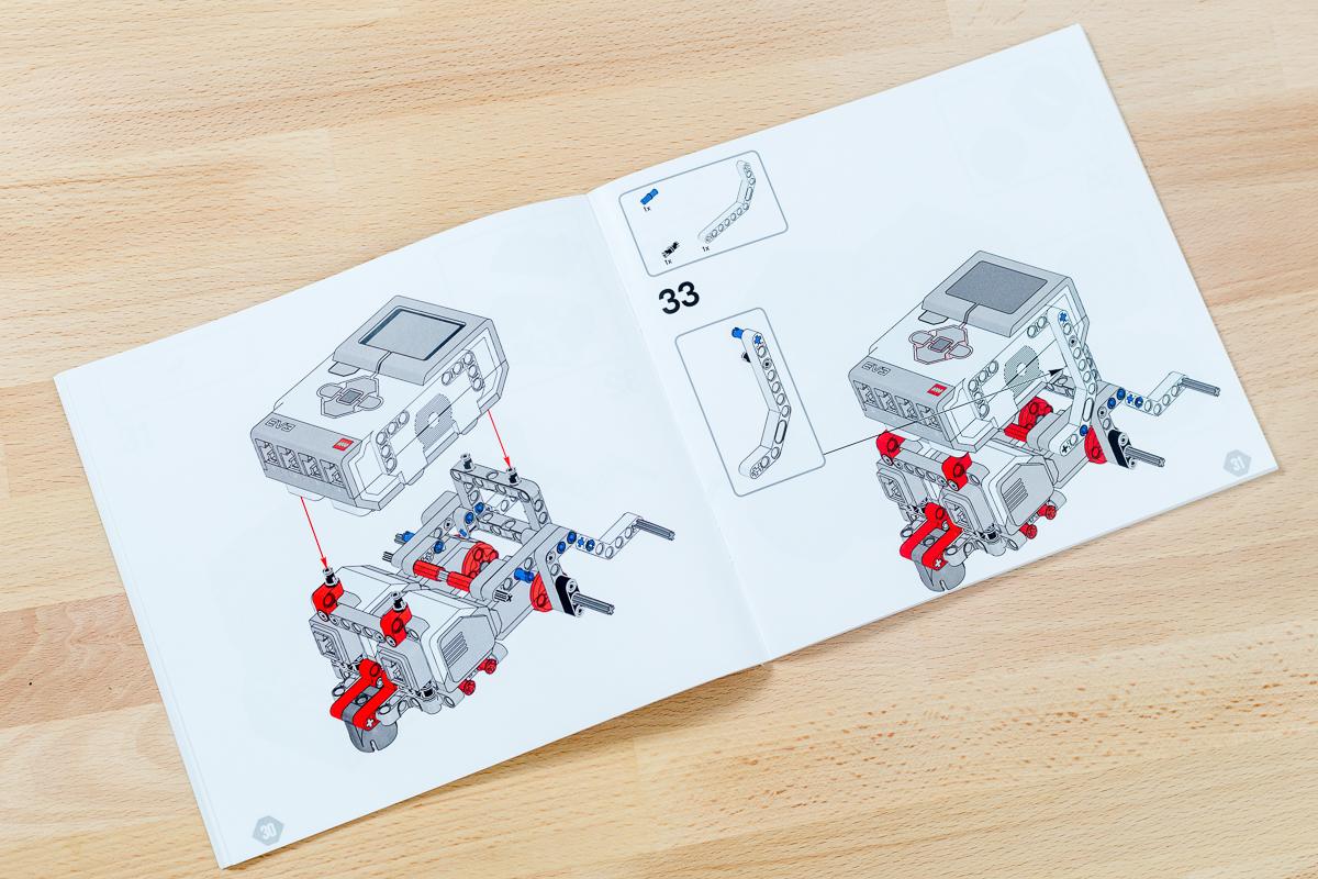 большим сборка робота из лего в картинках львовского автобусного завода
