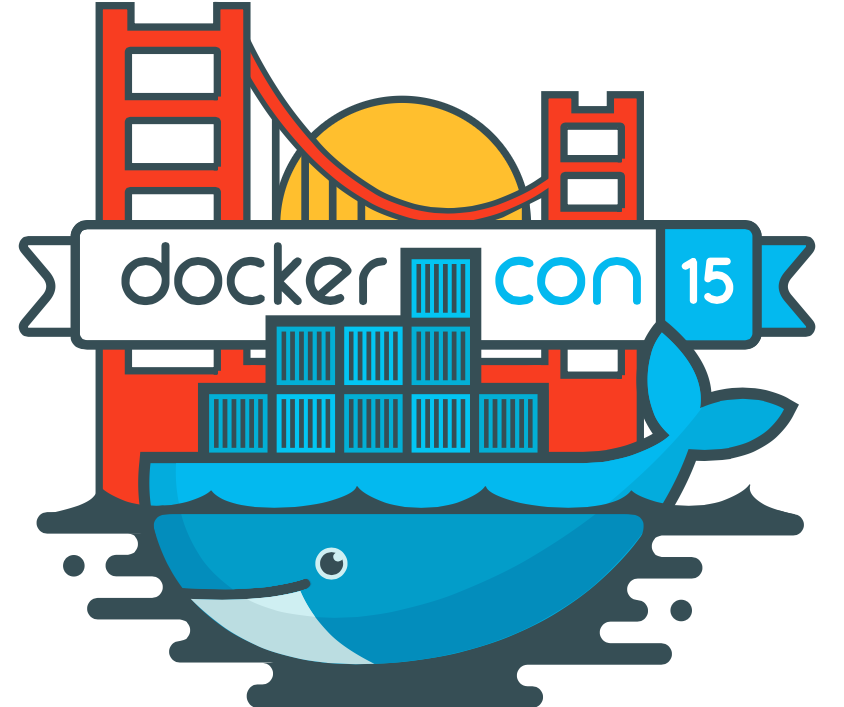 DockerCon15 Logo