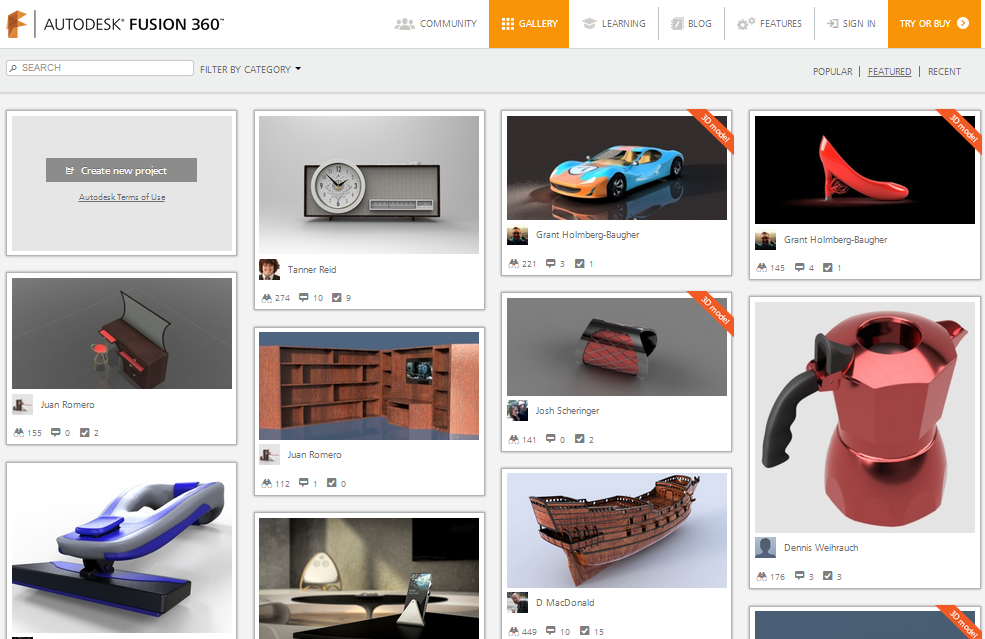 The Autodesk Tool For Display Of 3d Models In Web It