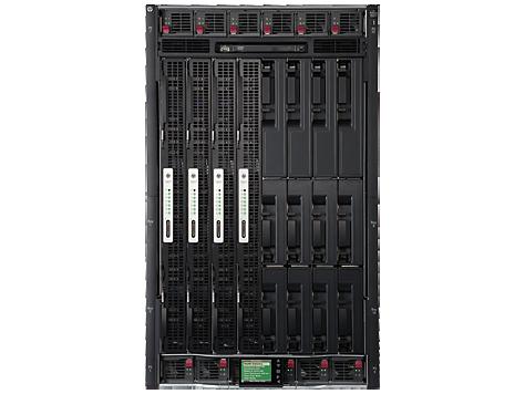 Возможности Hi-End серверов на платформе Intel x86 — система HP Superdome X