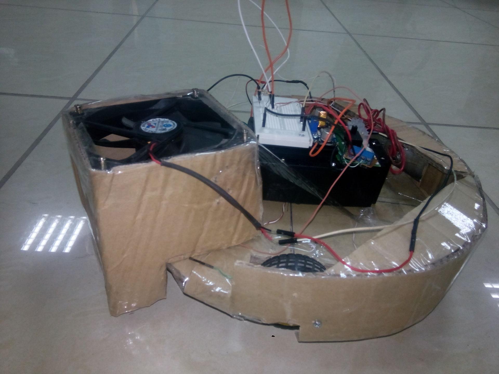 Как сделать робот пылесос своими руками фото 634