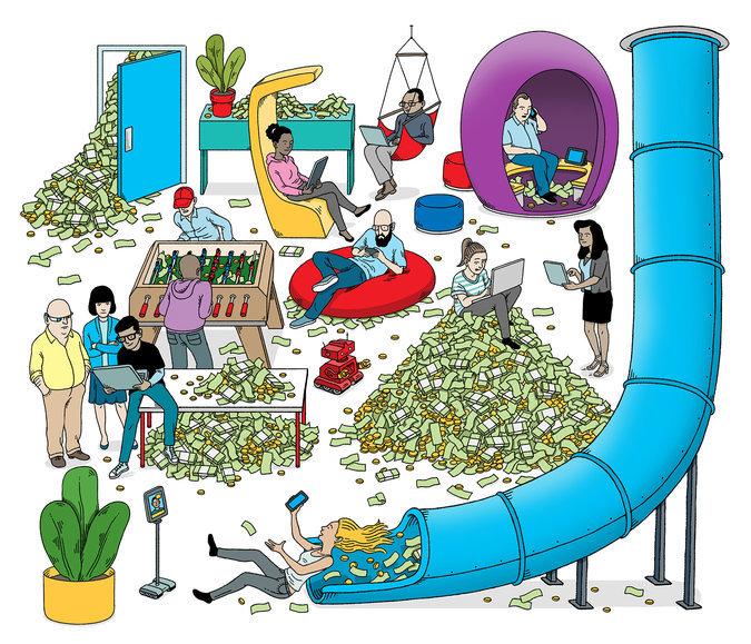 [Перевод] Зачем крупные корпорации копят триллионы наличных?