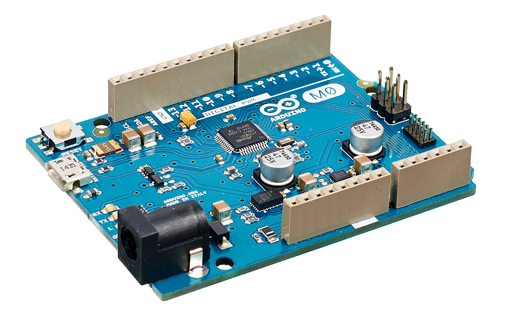 The Arduino Duemilanove 2009 is a microcontroller