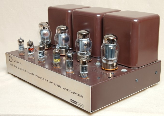 Class High-End audio equipment history