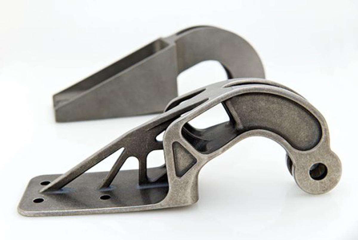 3D-печать из металла набирает обороты
