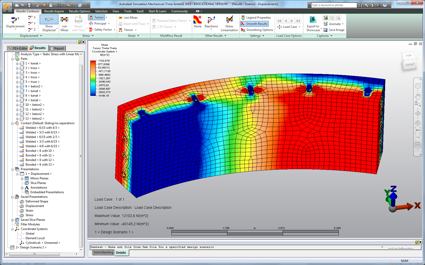 simulation analysis report Using standard simulation tools the envelope modeling is straightforward enough to use energy+ the systems comprehensive energy analysis report.