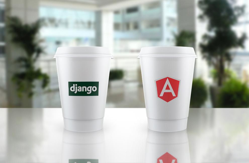 Как мы делали каркас приложения на AngularJS и Django