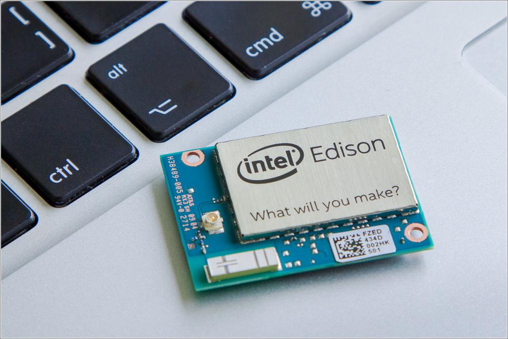 Практикум «Intel IoT». Edison — могучая «кроха»