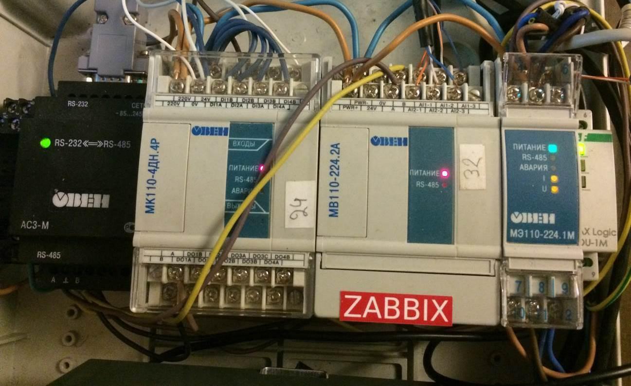 Создание загружаемых модулей Zabbix на примере добавления протокола Modbus