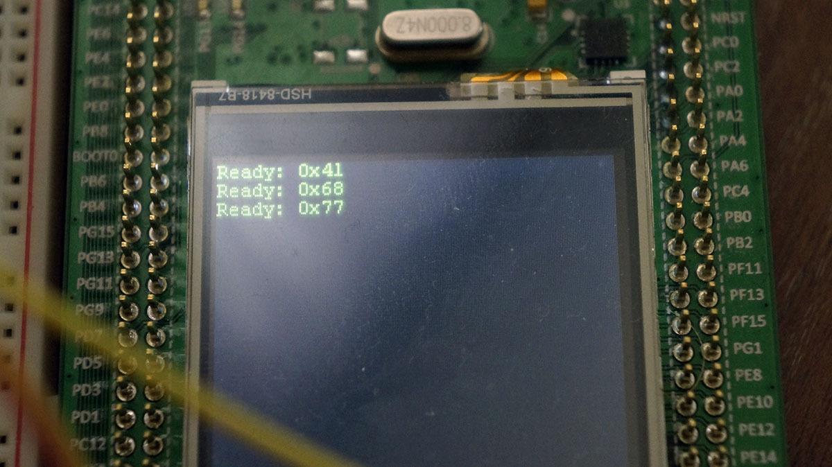 Порт i2cdevlib на STM32 HAL