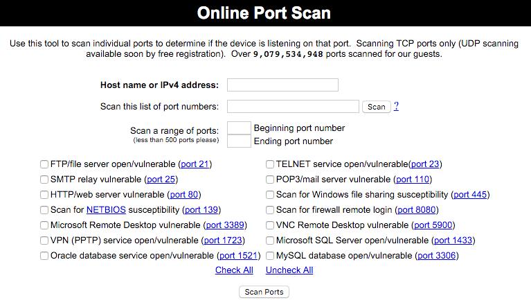 сканировать порты по Ip - фото 11