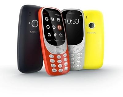 [recovery mode] Представлена новая Nokia 3310