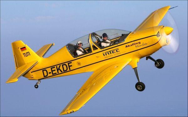 Самолет Mu30 Schlacro