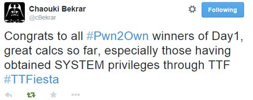 Pwn2Own 2015: первые итоги