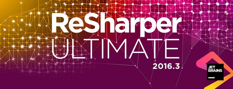Декабрьский релиз ReSharper Ultimate 2016.3