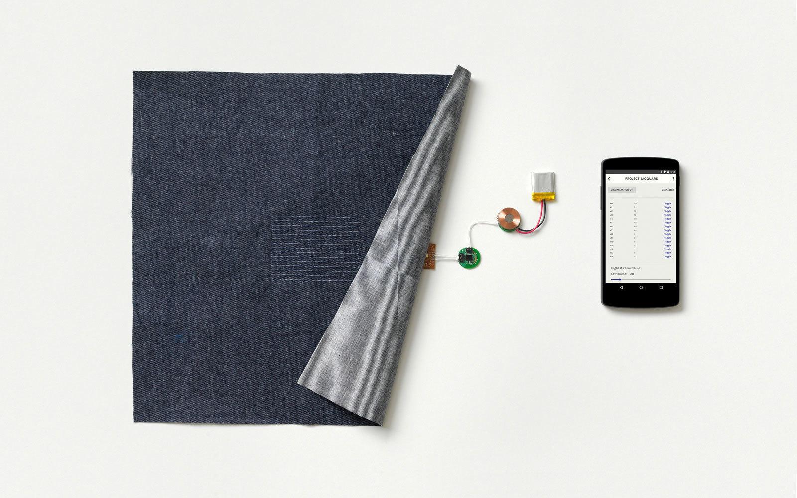 Как Google делает первую в мире умную одежду