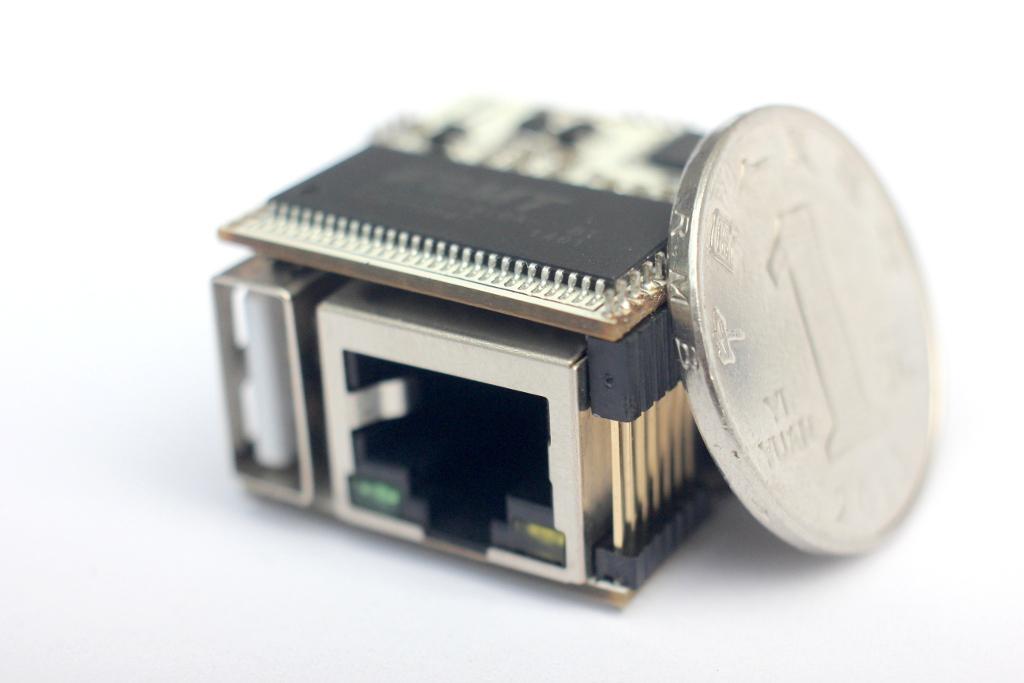Голосование по проектам для микрокомпьютера VoCore (wi-fi, openwrt)