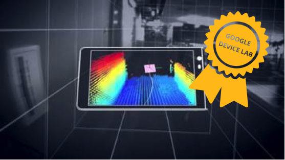 Google Tango: управляем роботом в режиме дополненной реальности