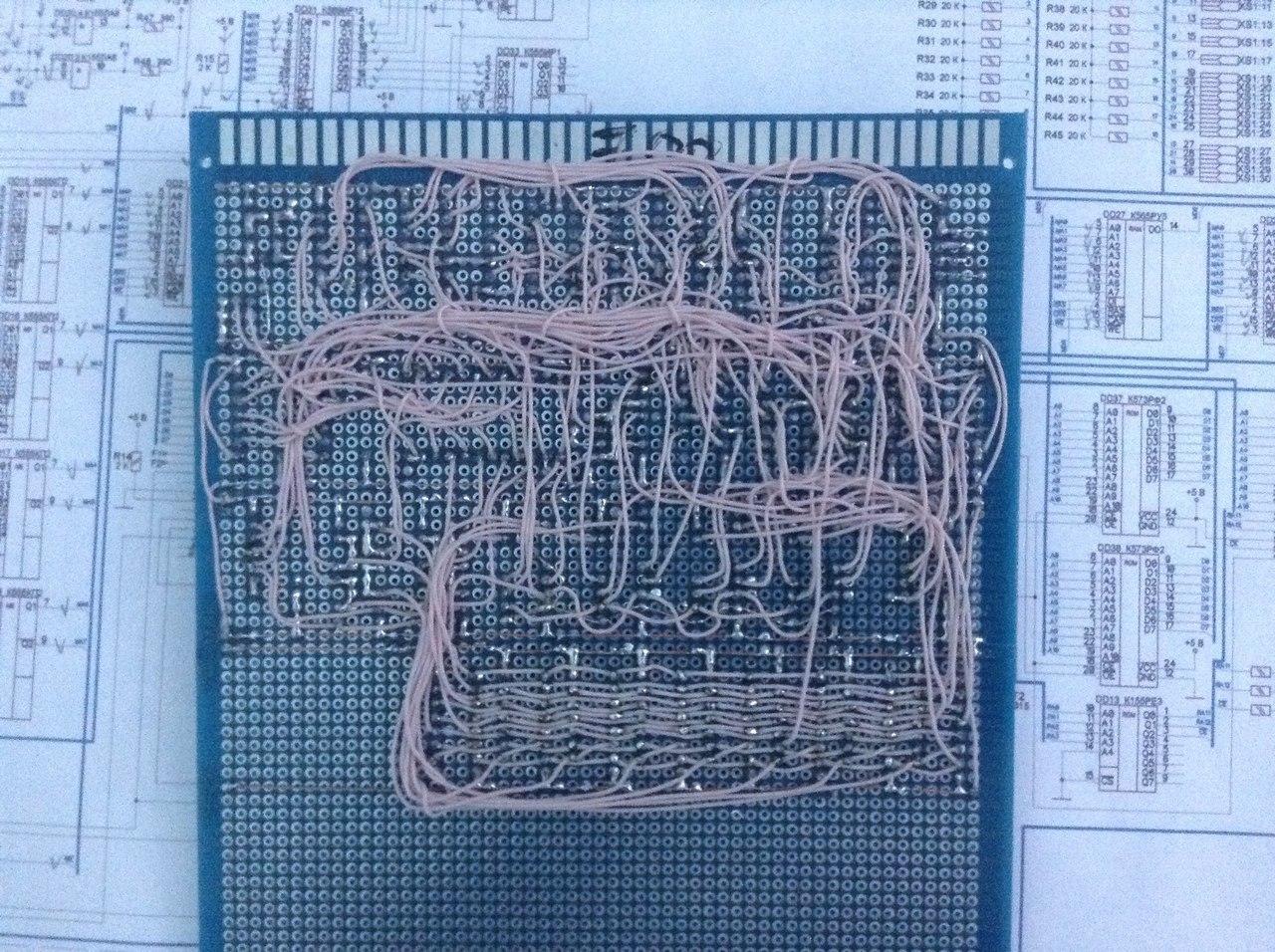 вики схема клавиатуры компьютера