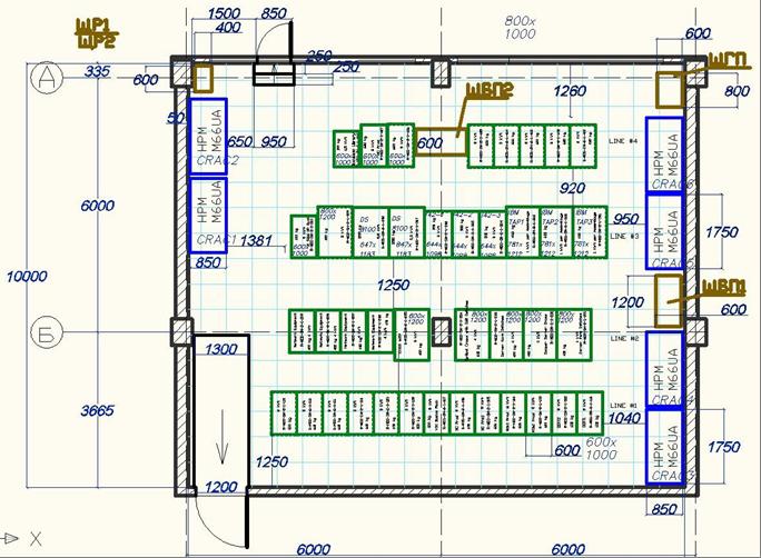 план переезда офиса образец - фото 10