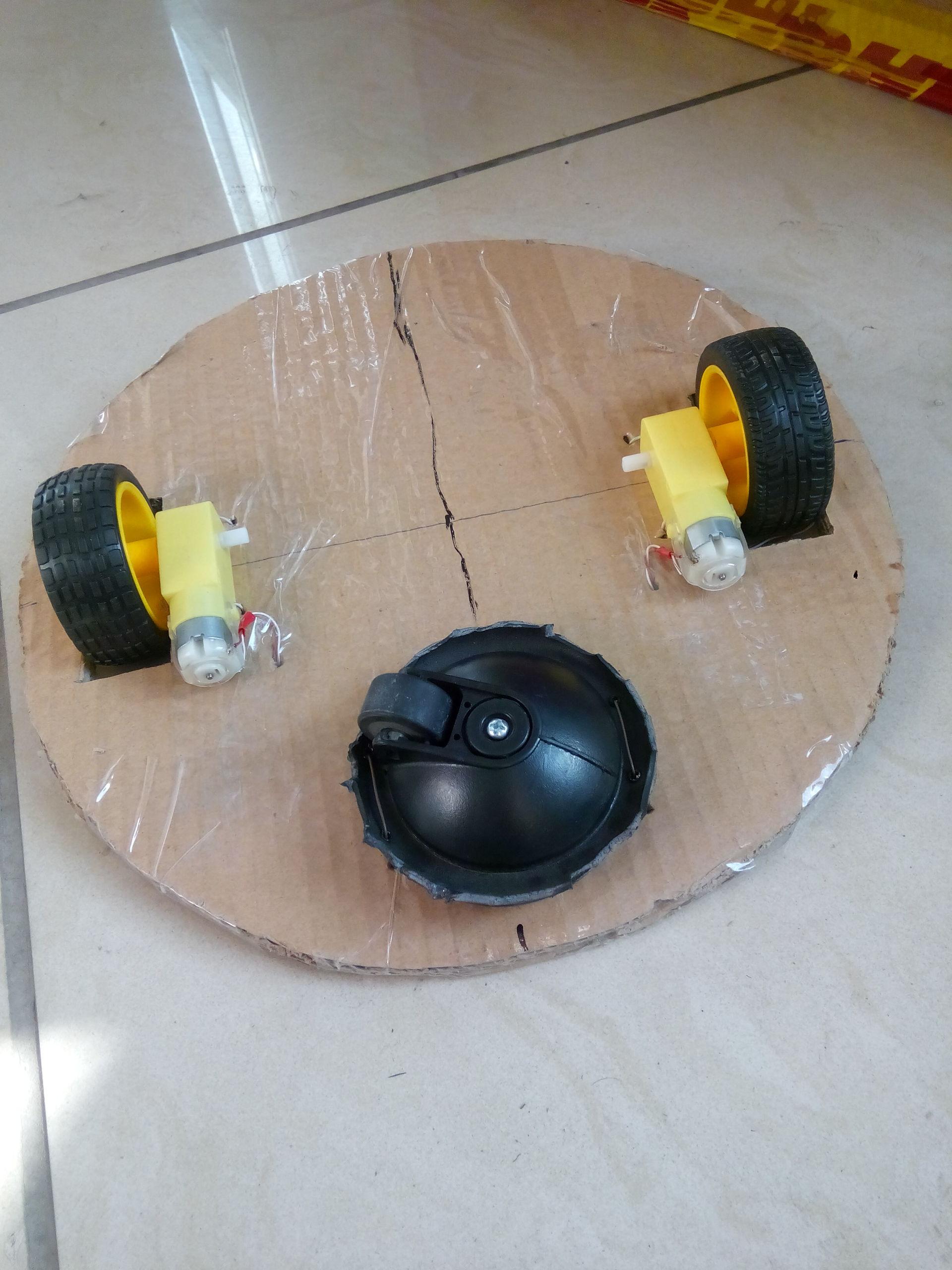 Как сделать робот пылесос своими руками фото 869