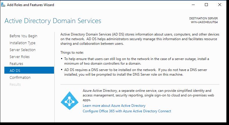 Что нового в Active Directory в Windows Server 2016
