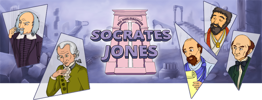 Механика игр-дебатов на примере Socrates Jones: Pro Philosopher