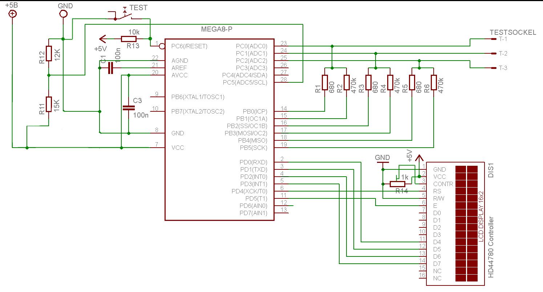 Схема тестера на atmega328 фото 137