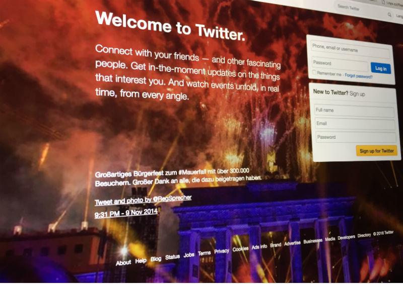 Хакер продает базу данных с 32 миллионами учетных записей Twitter