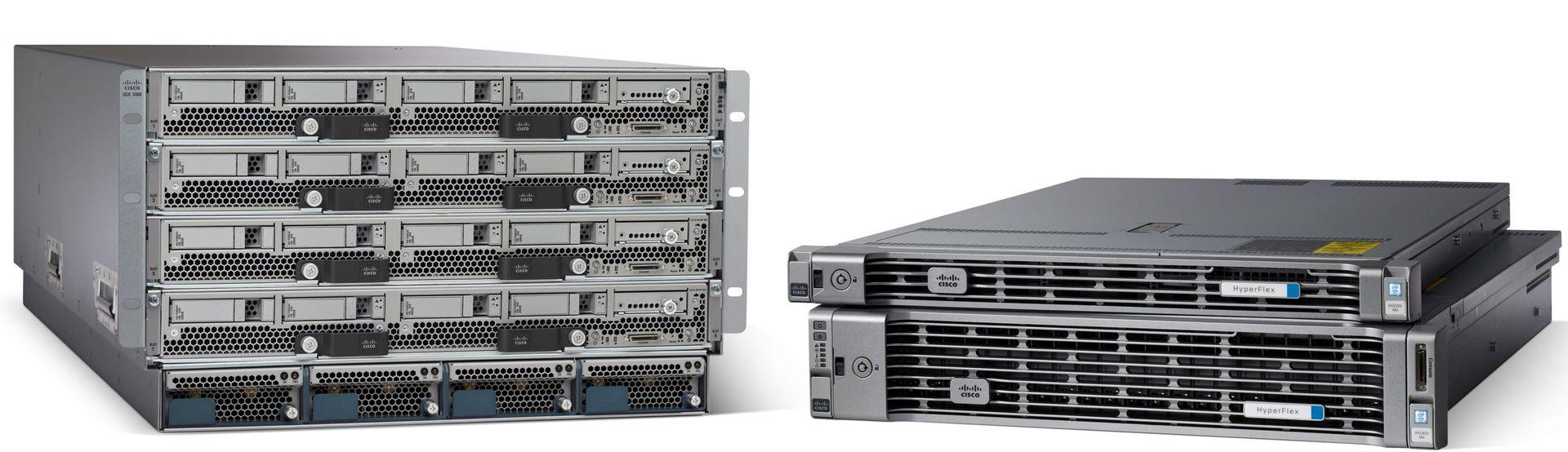 Гиперконвергентность в тренде: Cisco HyperFlex