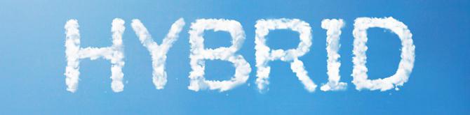 Как работает гибридное облако с использованием VMware vCloud Connector