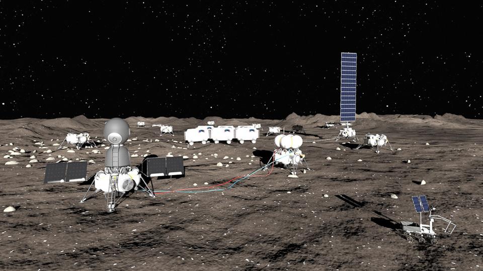 Луна-7 или SpaceX по-русски