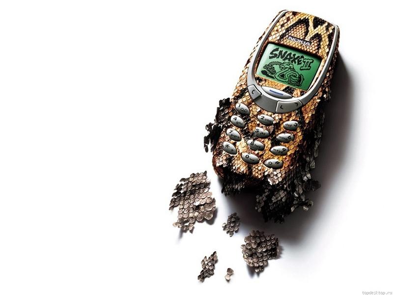 Nokia кирпич